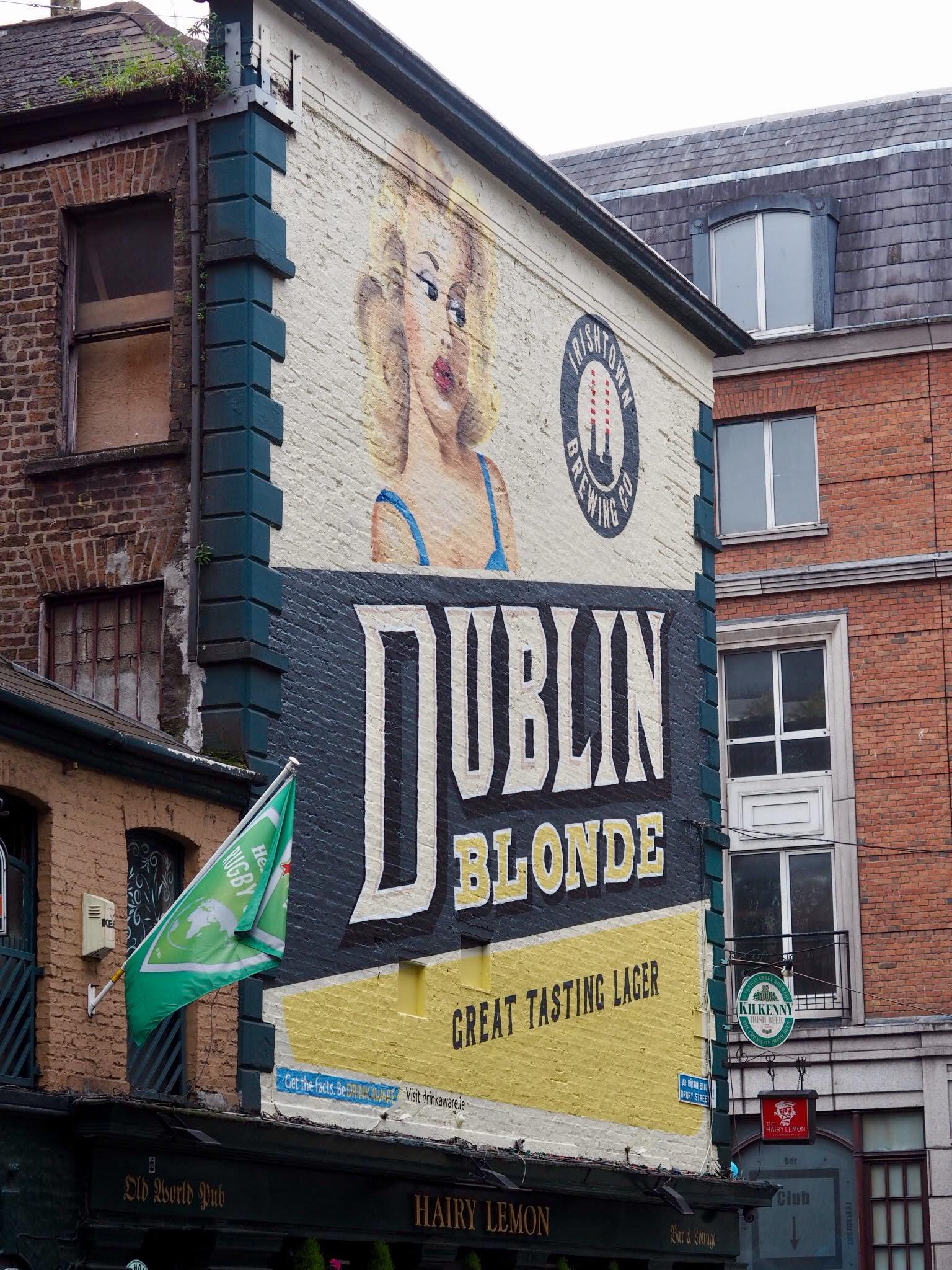 Dublin: day 1