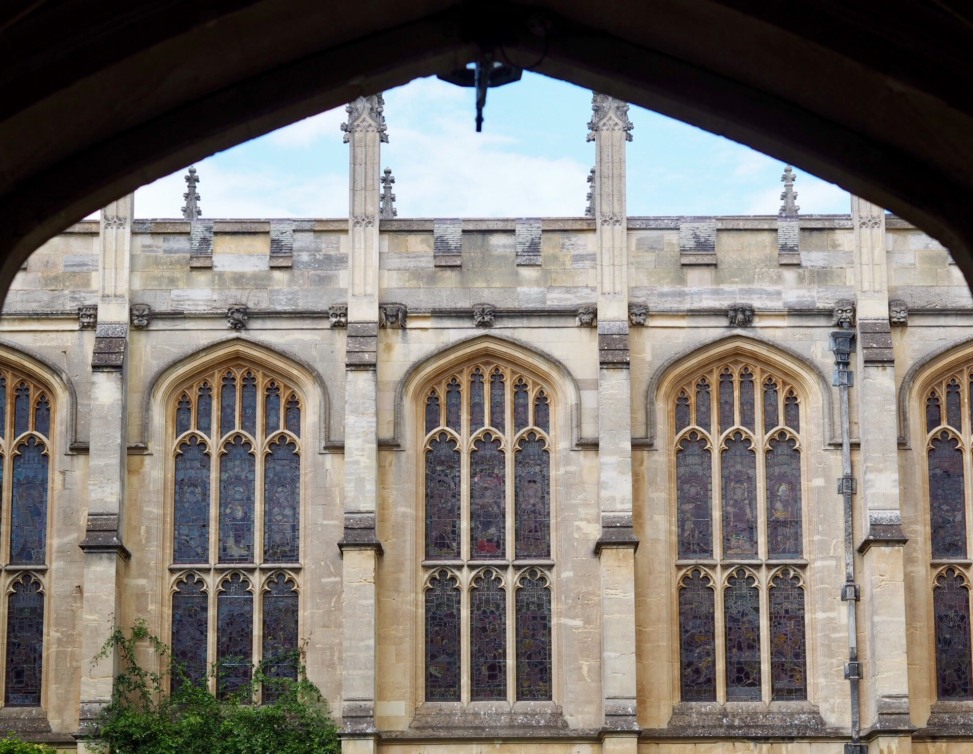 A trip to Oxford