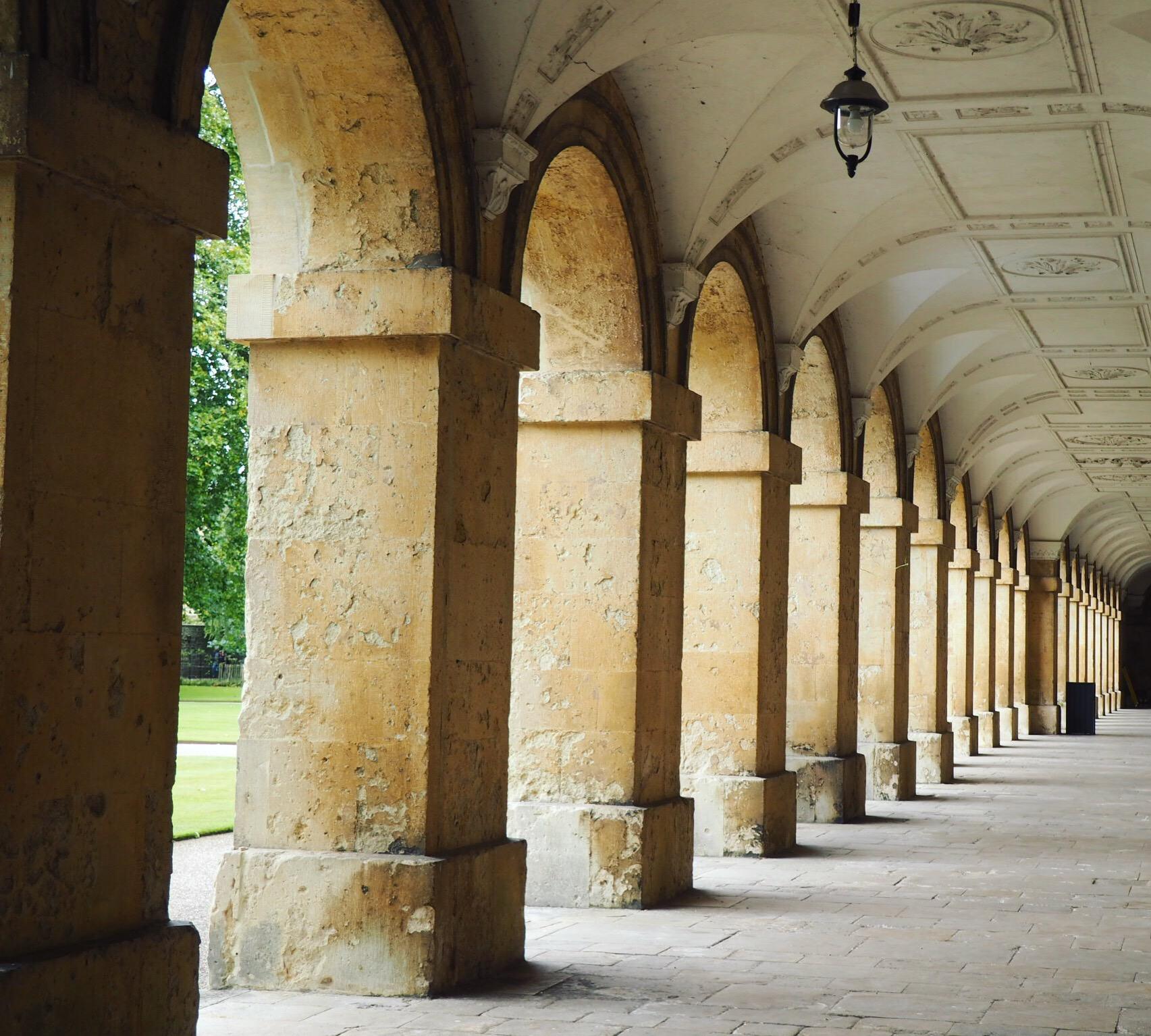 A trip to Oxford