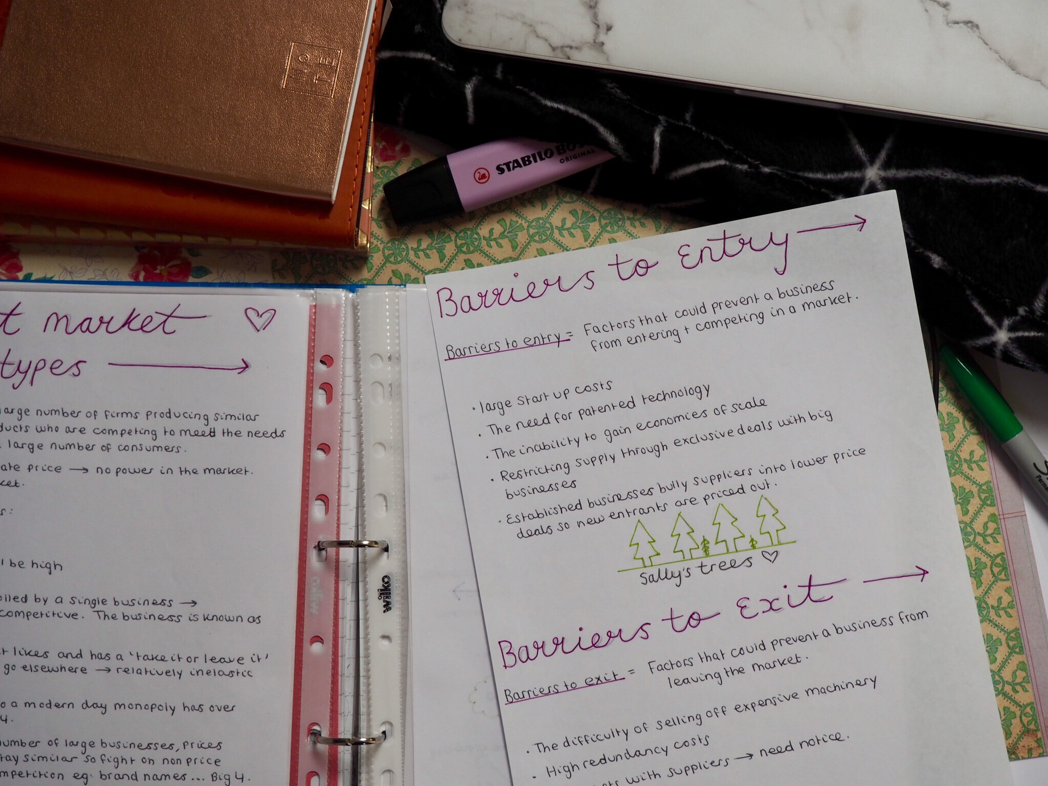 How to make notes and actually revise from them