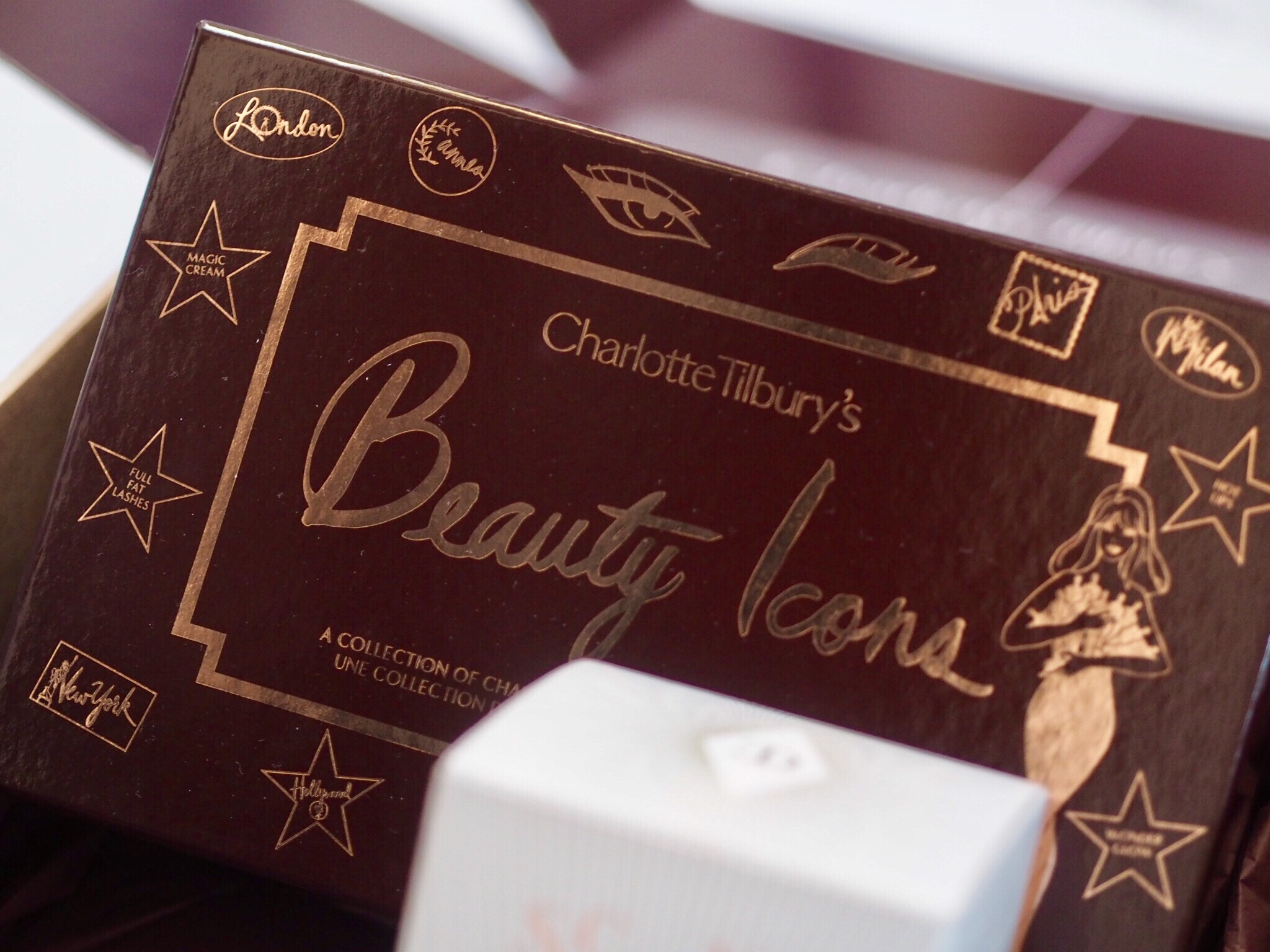 Charlotte Tilbury PR package