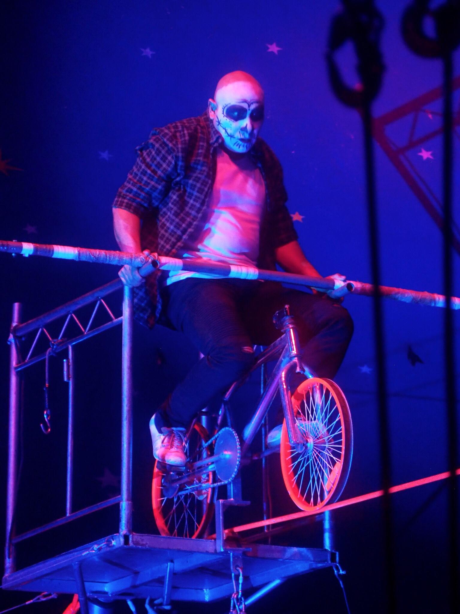 The paulos circus