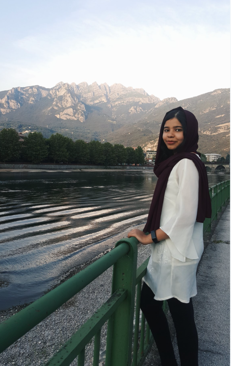 A chat with Hebah Pervaiz