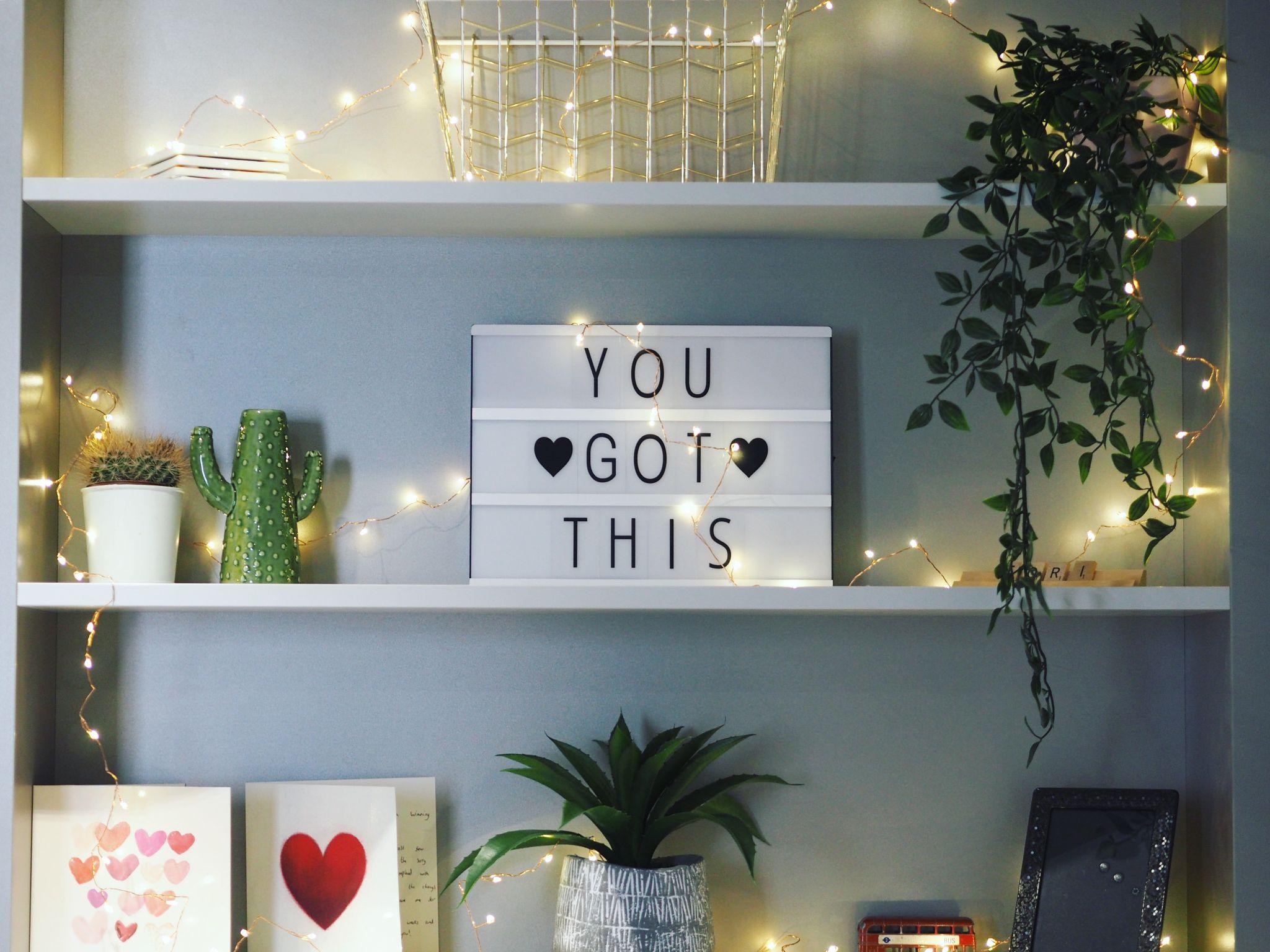 make your university room feel like home