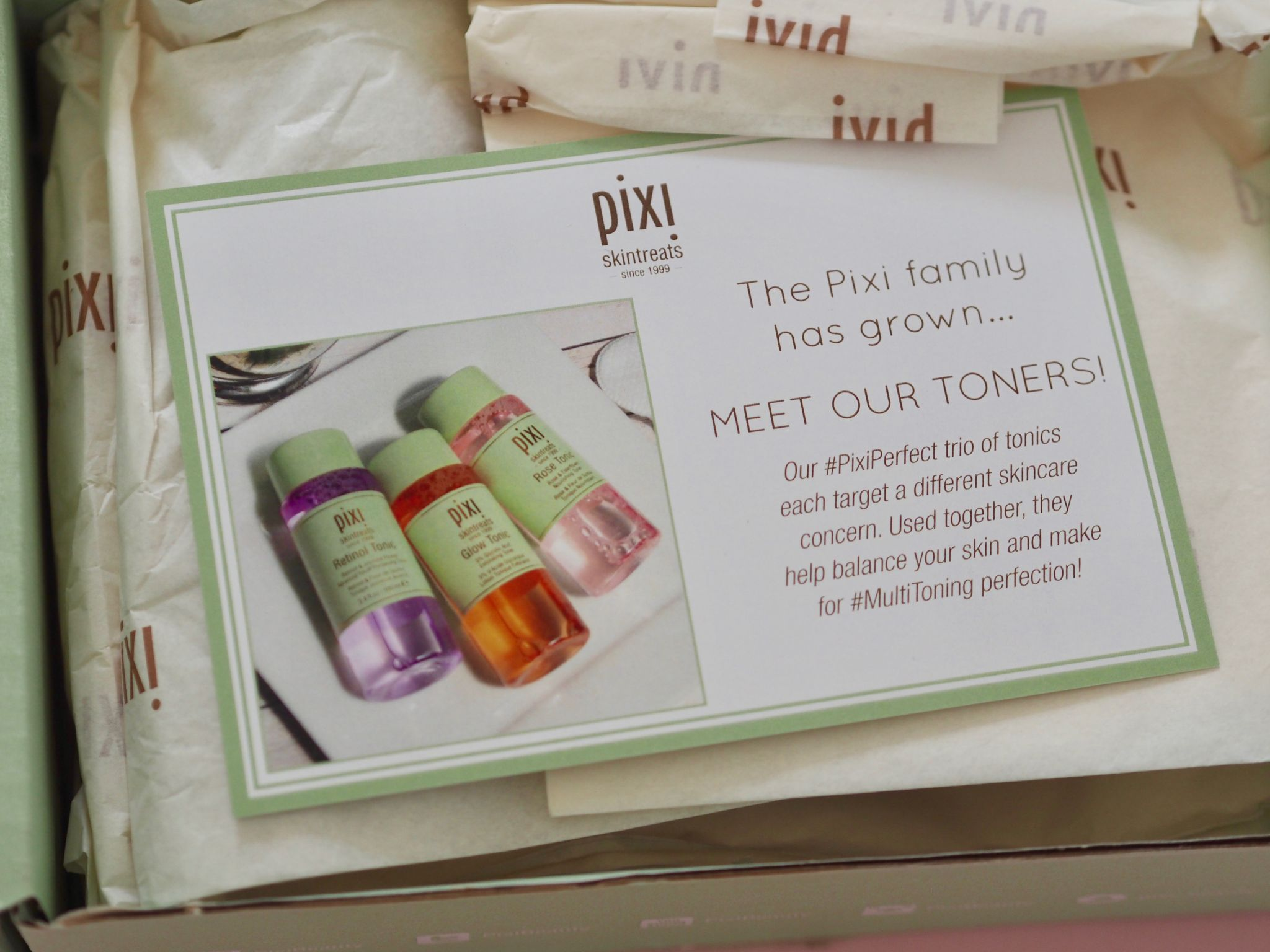 Blogger Mail-PR boxes