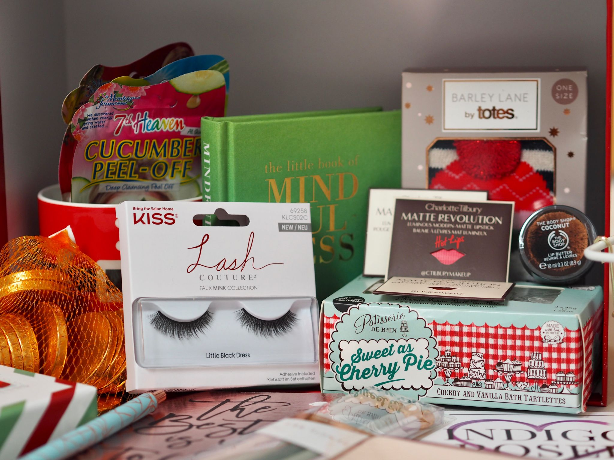 Blogger Box Swap: The giving