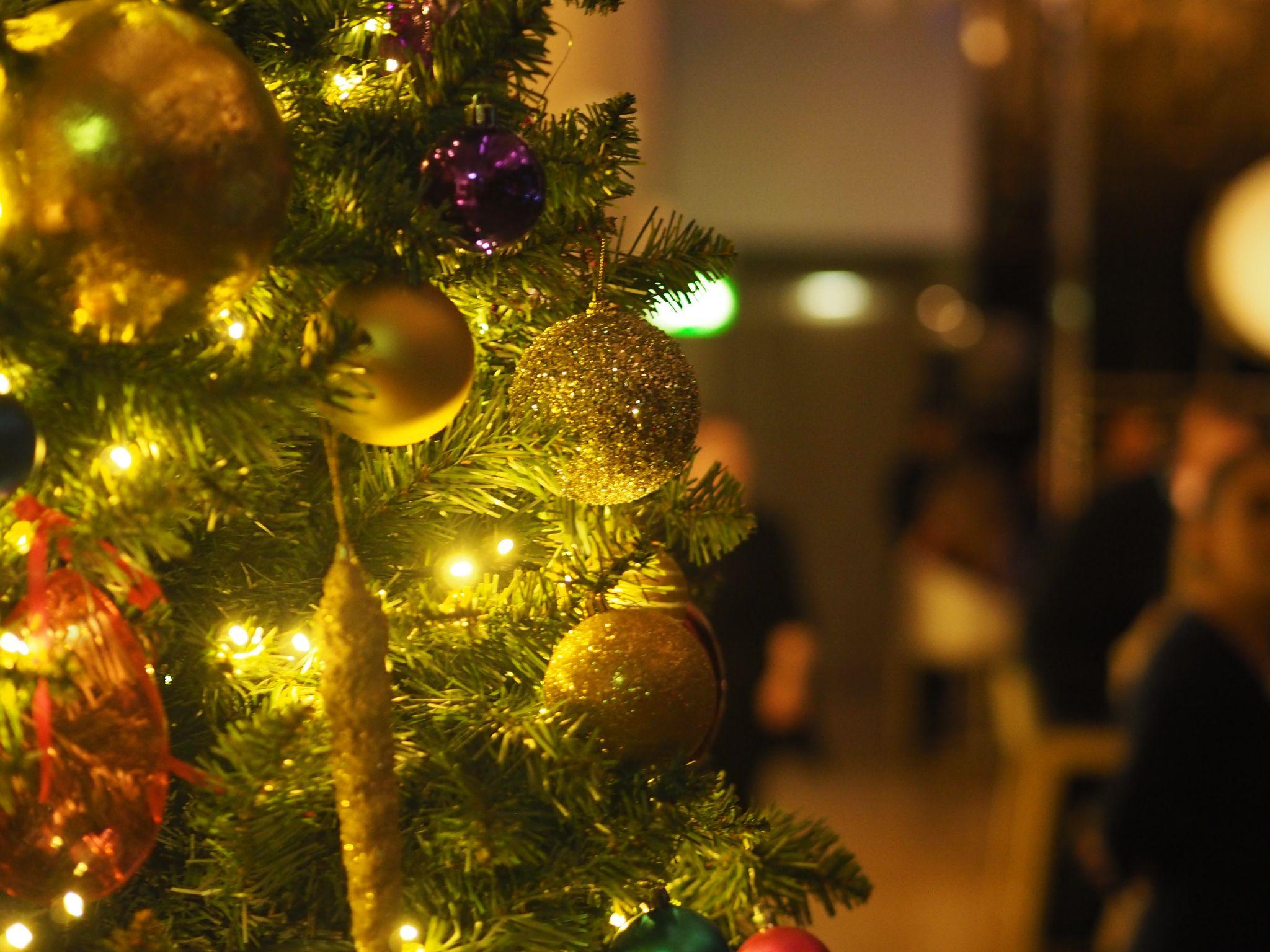 Coffee shop: Christmas drinks.