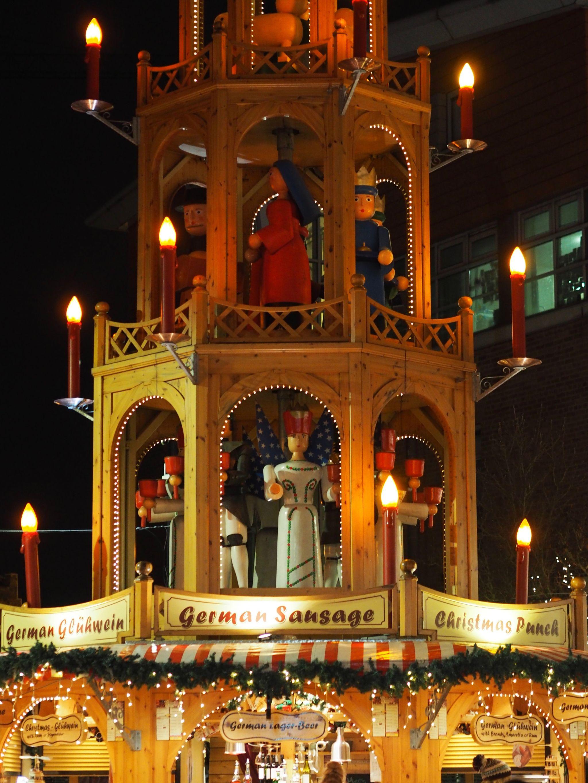 Manchester Christmas Markets - Indigo Rosee