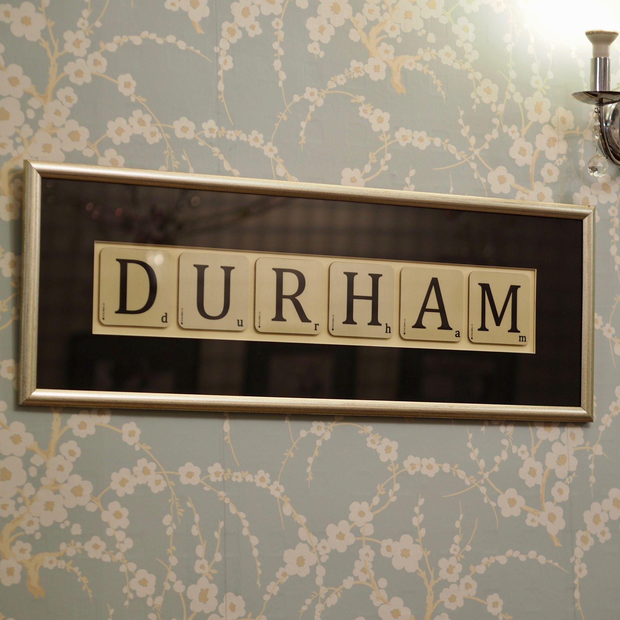 Durham: Day 1