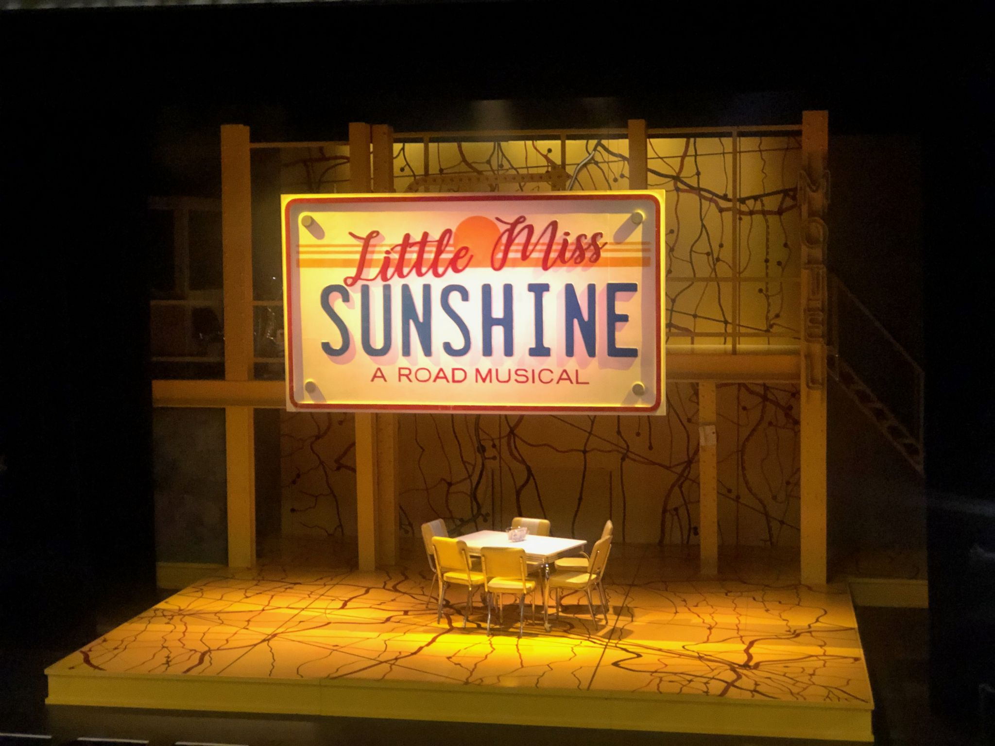 Little Miss Sunshine- York