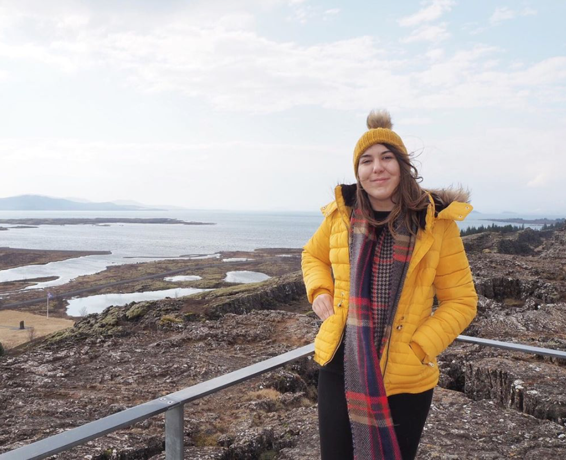 Natalie Hanson- @nataliehansonblog